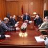 ՀՀ ԱԺ նախագահ Հովիկ Աբրահամյանը հանդիպեց Սիրիա մեկնած ԱԺ պատգամավորների հետ